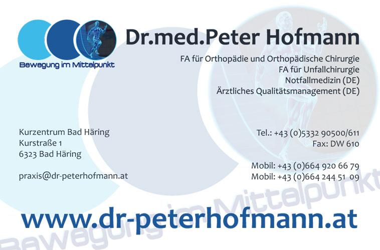 styrolart print- und webdesign - Briefpapier dr hofmann