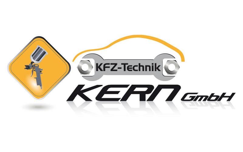 styrolart print- und webdesign - KFZ Kern Breitenbach Firmenlogo