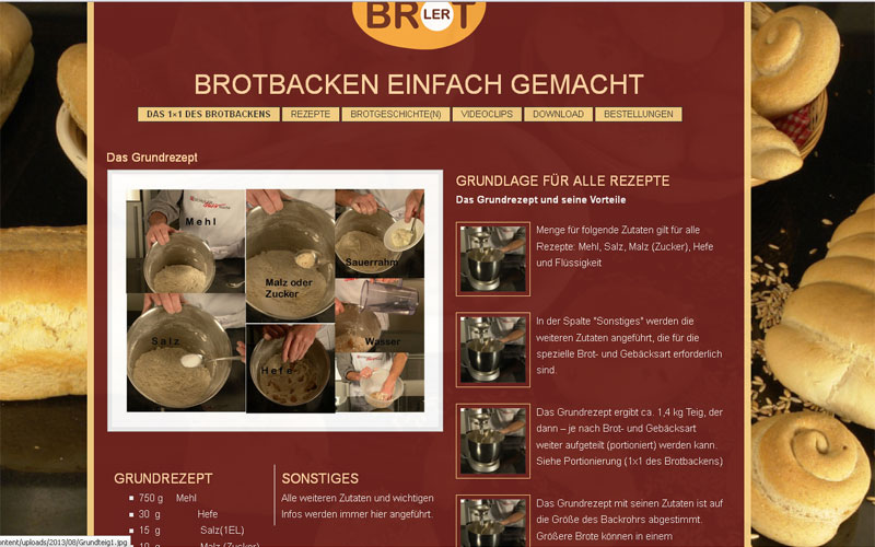styrolart print- und webdesign - CMS Website Tiroler Eigenbrötler